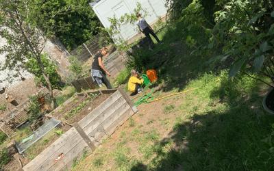 Der Mausergarten
